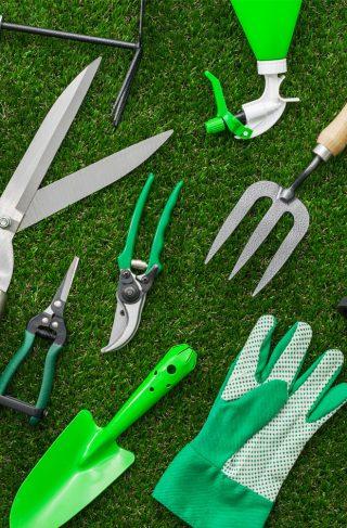 Kertészeti eszközök